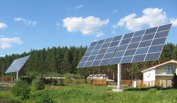 Сергей Шапран - производство солнечных батарей